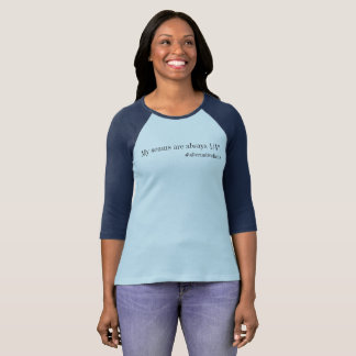 Quarter Inch Seams T-Shirt