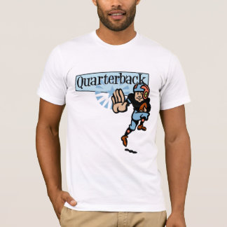 Quarterback Design T-Shirt