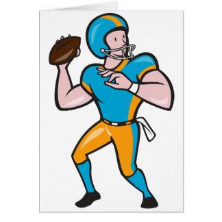 Quarterback Note Cards