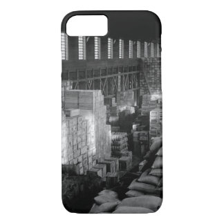 Quartermaster supplies in warehouse_War Image iPhone 7 Case