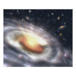 Quasar Galaxy Print