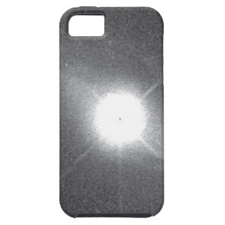 Quasar Lies in Core of Colliding Galaxy iPhone 5 Cases