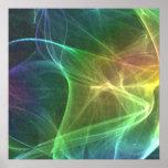 """Quasar Poster 23x23"""""""