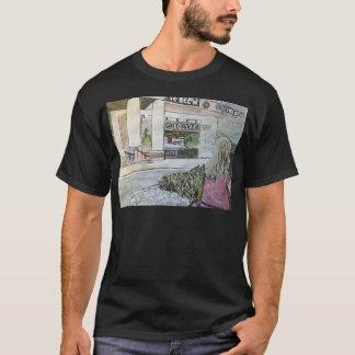 Quasi-Oriental Rock Garden T-Shirt