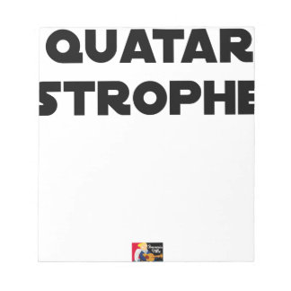 QUATAR STANZA - Word games - François City Notepad