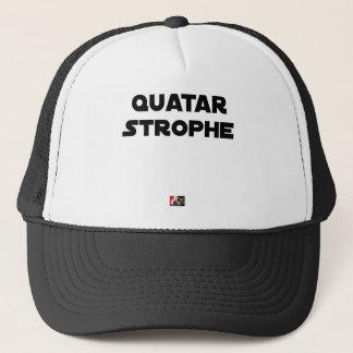 QUATAR STANZA - Word games - François City Trucker Hat