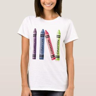 Quatre crayons t-shirt
