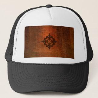 Quatre Fleur de Lis Trucker Hat