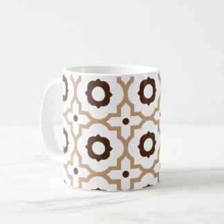 Quatrefoil Coffee Mug