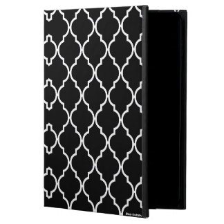 Quatrefoil Pattern iPad Case