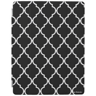 Quatrefoil Pattern iPad Case iPad Cover