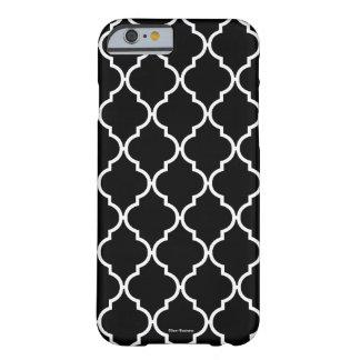 Quatrefoil Pattern iPhone Case