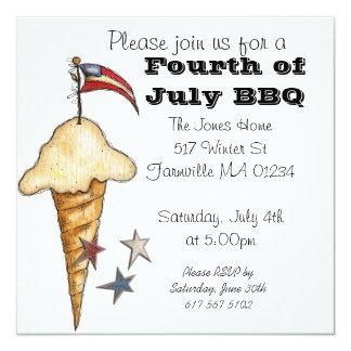 Quatrième d'invitation de juillet