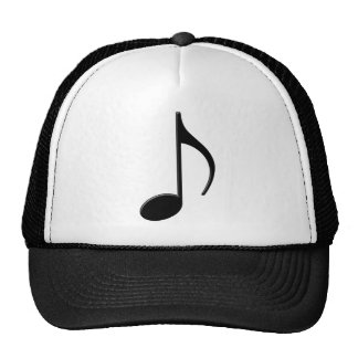 Quaver - Eighth Note Music Symbol Trucker Hat