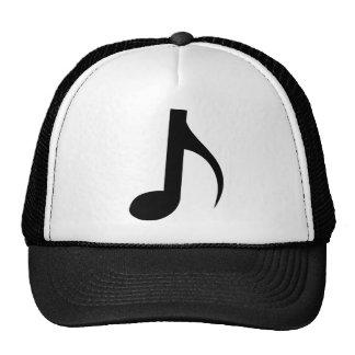 Quaver Musical Note Trucker Hat