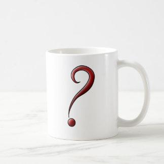 Qué ? coffee mug