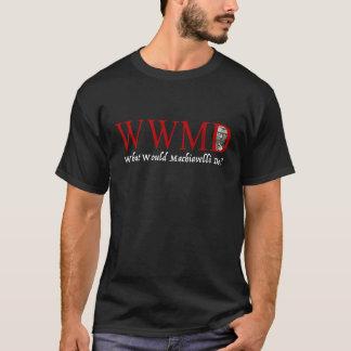 Que Machiavel ferait-il ? T-shirt