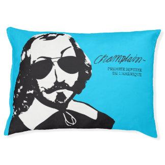 Quebec 1st Hipster Samuel Champlain COLOR CHOICE Pet Bed