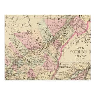 Quebec 2 postcard