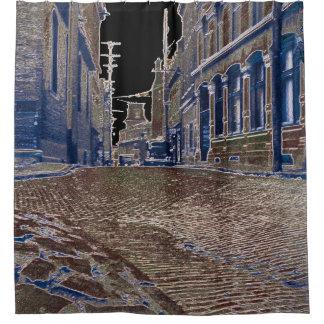 Quebec Canada 1930's Art Photograph Street scene