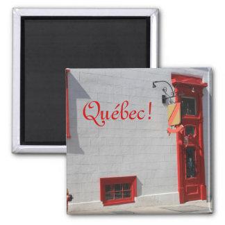 Quebec, Canada Magnet