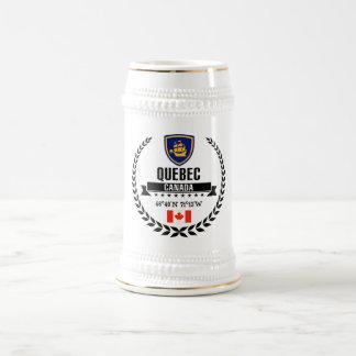 Quebec City Beer Stein
