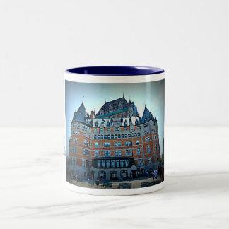 Quebec city, Canada mug