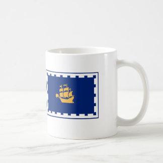 QUEBEC CITY Flag Coffee Mug