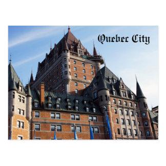 Québec City Postcard