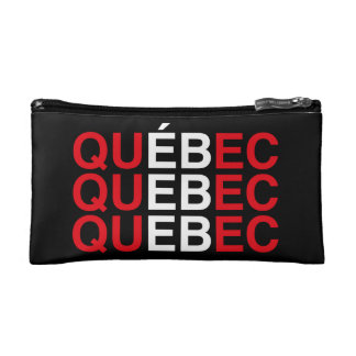 QUEBEC COSMETIC BAGS