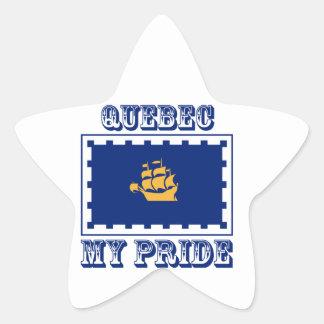 Quebec Designs Stickers