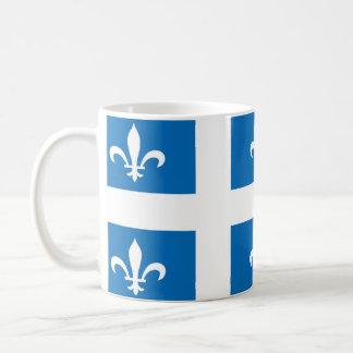 QUEBEC Flag Coffee Mug
