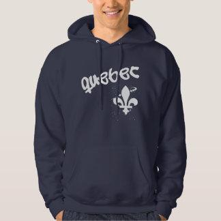 Quebec Graffiti Hoodie