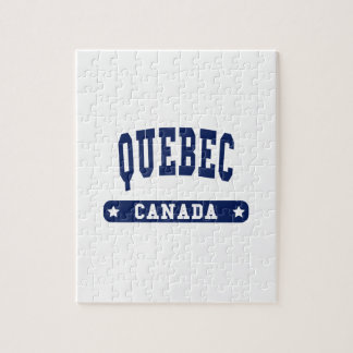Quebec Jigsaw Puzzle