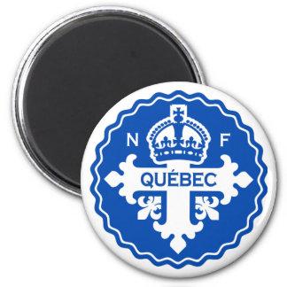 Québec Magnet