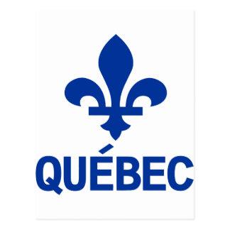 Quebec Postcard