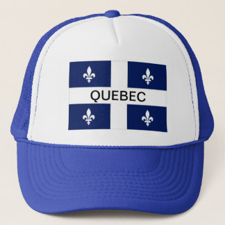Quebec Province Flag Ball Cap