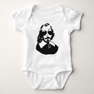 Quebec Samuel de Champlain hipster 1608 Baby Bodysuit