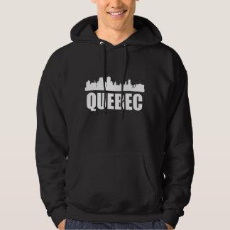 Quebec Skyline Hoodie