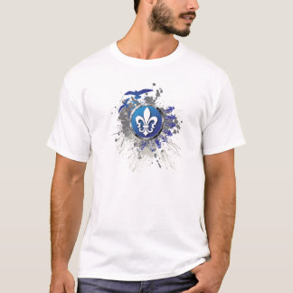Quebec Urban Design T-Shirt