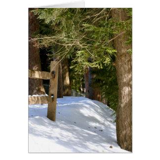 Quechee, VT Trail Card
