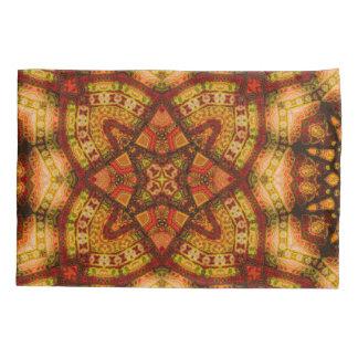 Quechua Mandala Taquina Pillow Case Pillowcase