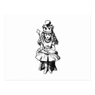Queen Alice Postcard
