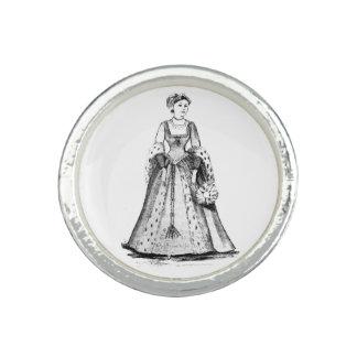 Queen Anne Boleyn Ring