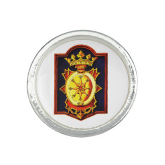 Queen Anne of Cleves Crest Ring