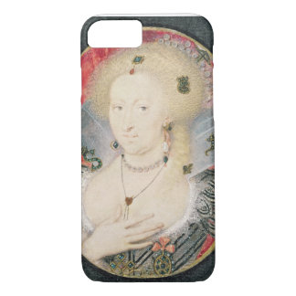 Queen Anne of Denmark, miniature iPhone 7 Case