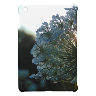 Queen Anne's Lace at Sunset iPad Mini Cover