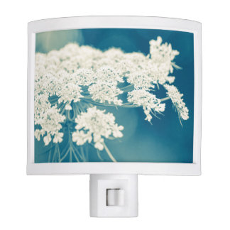 Queen Anne's Lace Flower Night Light
