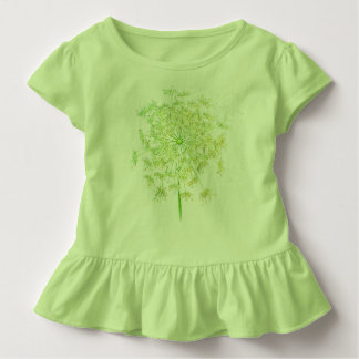 Queen Anne's Lace Gifts and Favors Toddler T-shirt