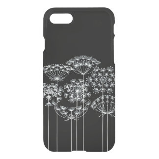 Queen Anne's Lace iPhone 7 Clear Case